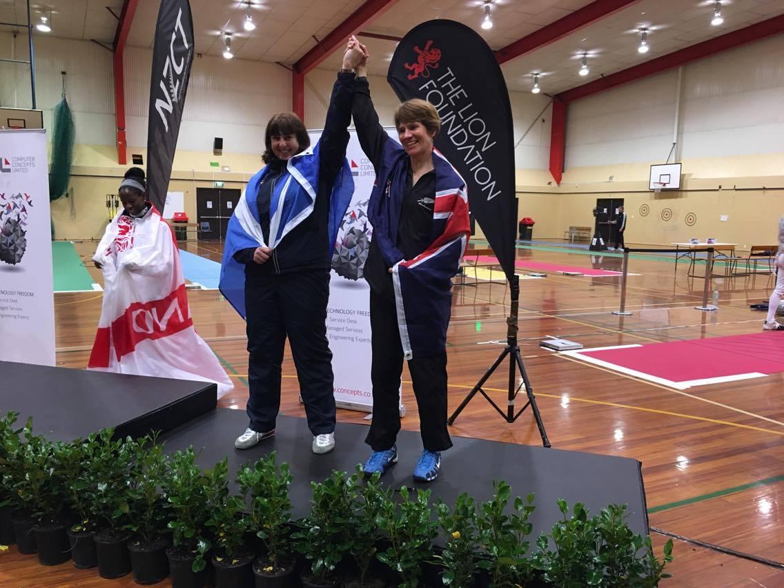 Scottish Results At Cvfc2016 Scottish Fencing